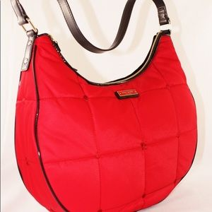 Kate Spade - NWOT Quilted Zermatt Bag in Poppy